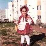 אורית, תמונות ילדות